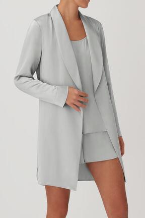 Washable Charmeuse Robe