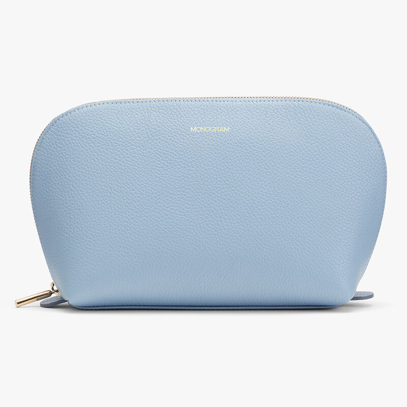 Travel Case Set in Dusk Blue