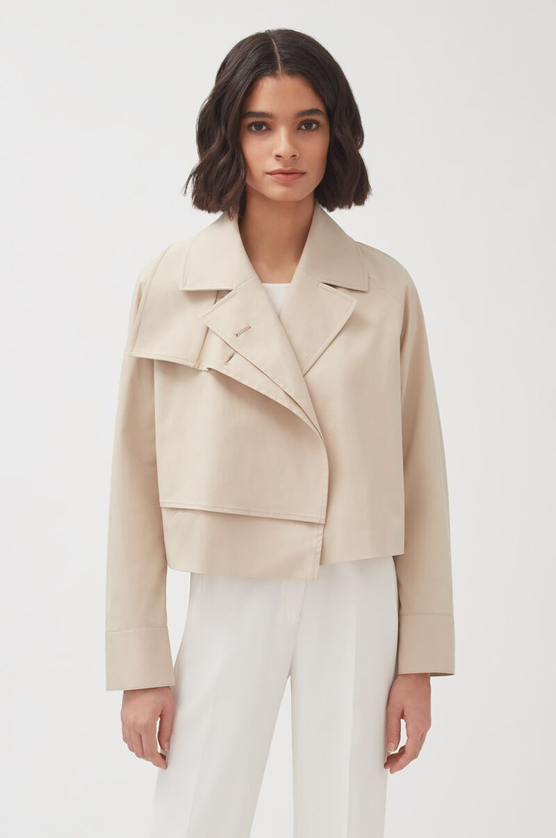 Cropped Trench, Dune, large