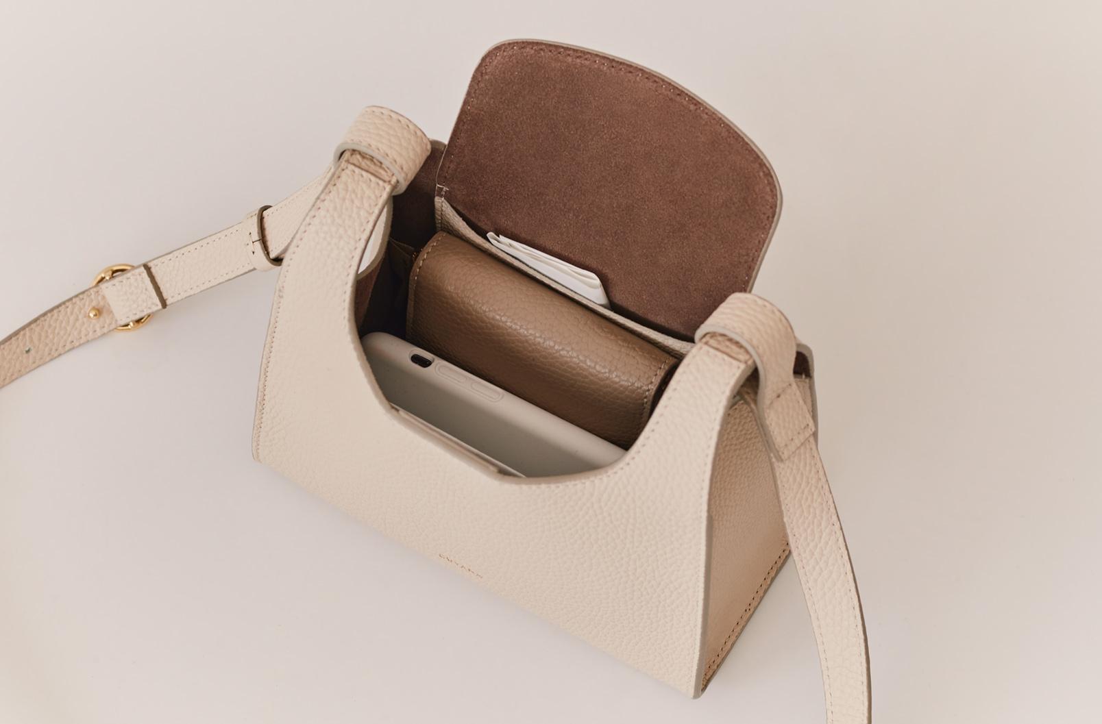 Mini Double Loop Bag