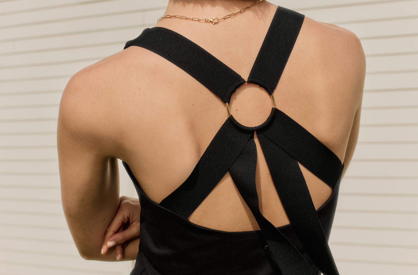 Detailed Image of Circle Back Dress